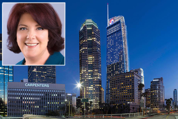 Have DTLA office rents hit the ceiling?