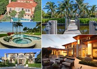 Palm Beach collage