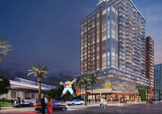 Motion at dadeland 13th floor investments adler group for 13th floor investments