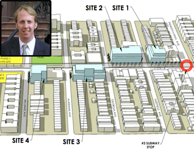 New Housing Marketplace PlanDunn to pay   for Brooklyn development site