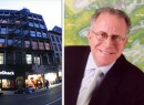 From left: 114 Fulton Street and Lightstone Group president Mitchell Hochberg