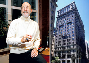 David Levinson and 114 Fifth Avenue in Flatiron