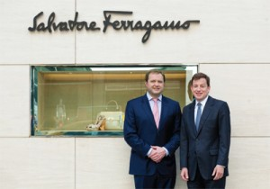 Timothy Yantz, left, and Jeffrey Kaplan of Meadow Partners at 655 Fifth Avenue, which they acquired with partners in 2010.