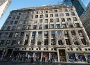 The Saks flagship store at 611 Fifth Avenue