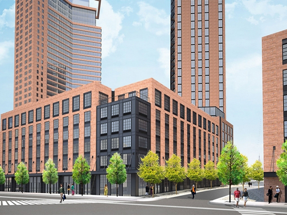 Rendering of 77 Commercial Street