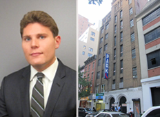NGKF's Justin DiMare and 17 East 12th Street