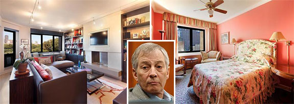 Inset: Robert Durst and 860 Fifth Avenue