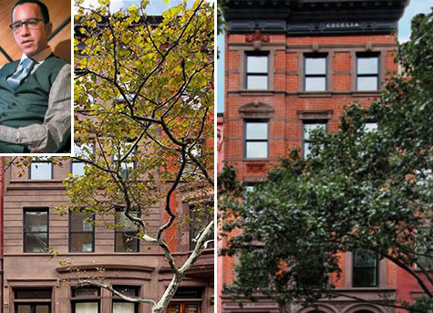From left: Adam Modlin, 42 West 71st Street and Waverly Place