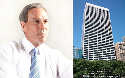 Mitch Rudin and the Grace Building at 1114 Avenue of the Americas