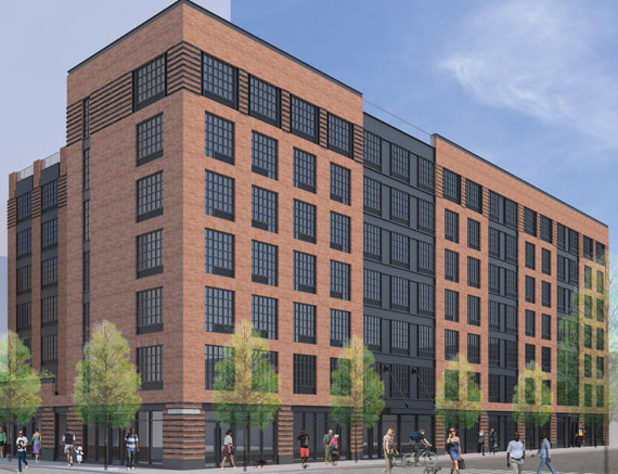 Greenpoint Is Getting Two New Residential Buildings