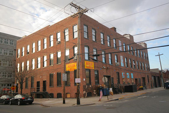 The Henry Norman Hotel in Greenpoint, Brooklyn