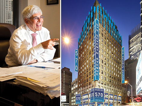 Jay Neveloff and 570 Seventh Avenue