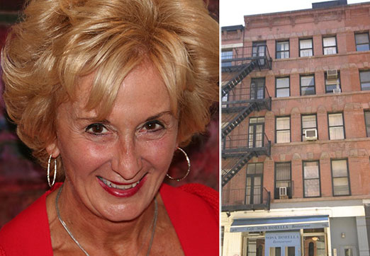 From left: Eileen Hickey and 460 Greenwich Street