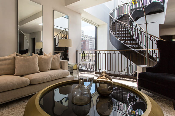 Inside the $50 million penthouse