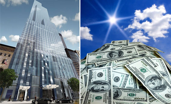 Closed sales at Barnett's One57 now total nearly $450 million