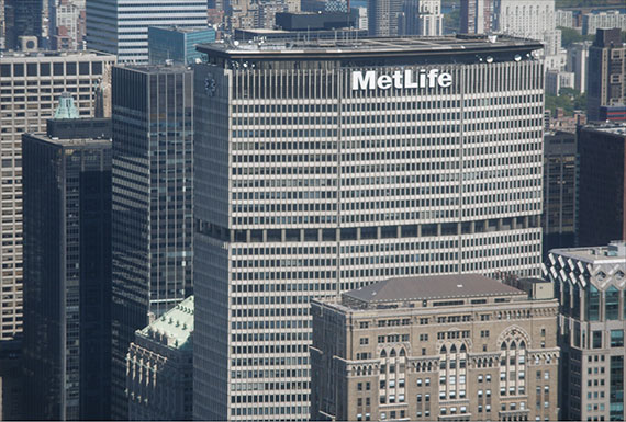 The MetLife Building at 200 Park Avenue