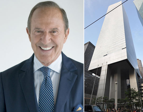 Boston Properties' Mortimer Zuckerman and 601 Lexington Avenue