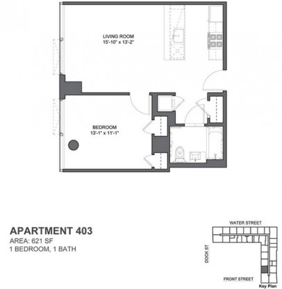 60-Water-1bed