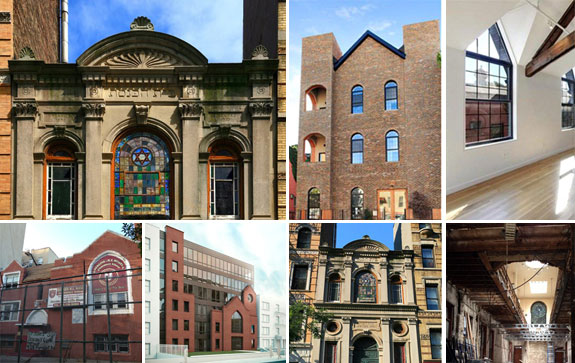 Religious buildings being converted to condos