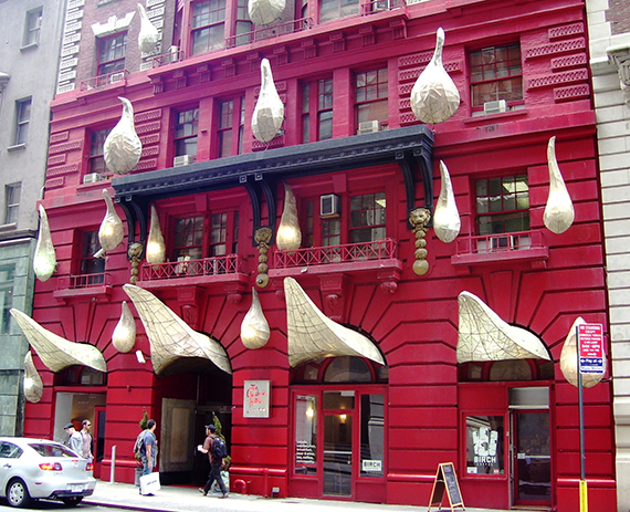 The Gershwin Hotel will now be named the Evelyn