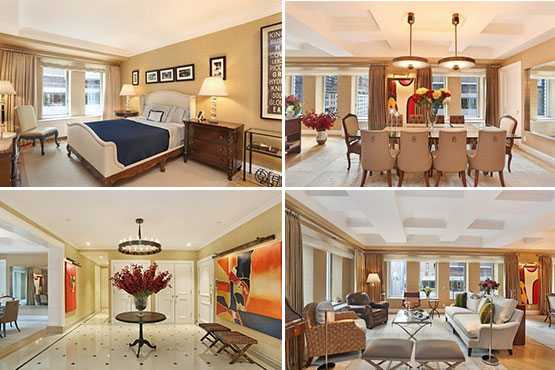 The apartment combo at Trump Park Avenue