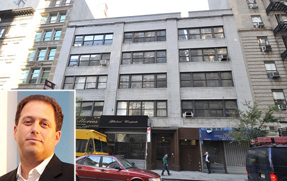 15 East 30th Street and Evan Stein (inset)