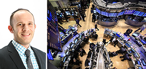 Adam Mermelstein and the Tel Aviv Stock Exchange