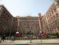 Long Island College Hospital in Cobble Hill