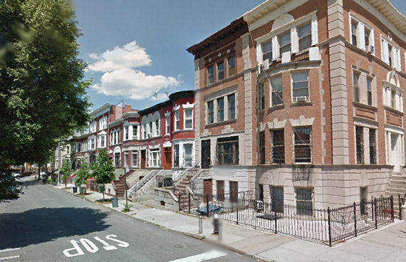 Virginia Place in Crown Heights