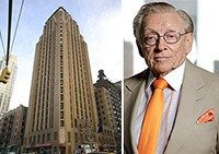 1 Mitchell Place and Larry Silverstein-