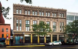 The Opera House Hotel in the South Bronx