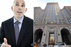 Scott Rechler and the Helmsley Building at 230 Park Avenue