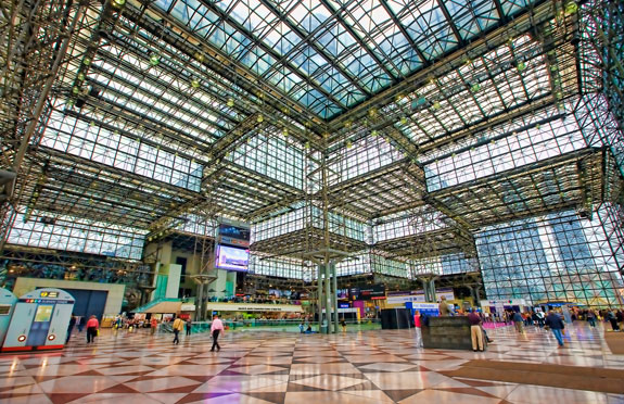 The Javits-Center