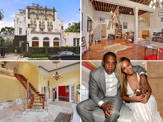 Jay Z and  Beyonce, and the converted NOLA  church they are rumored to have bought