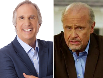 Henry Winkler Fred Thompson