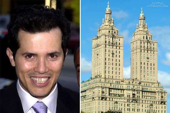 John Leguizamo and the San  Remo