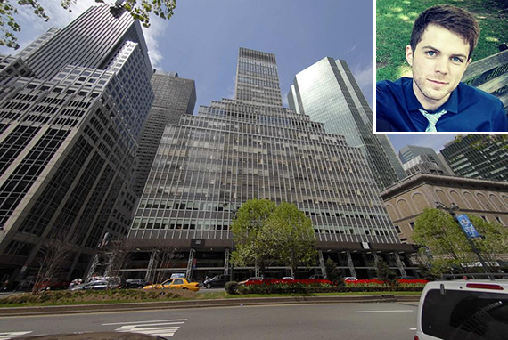 350 Park Avenue in Midtown (inset: Ted Doukakos)