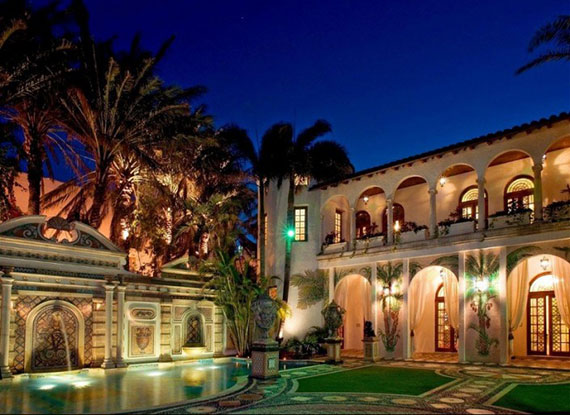 Casa Casuarina at 1116 Ocean Drive in Miami Beach