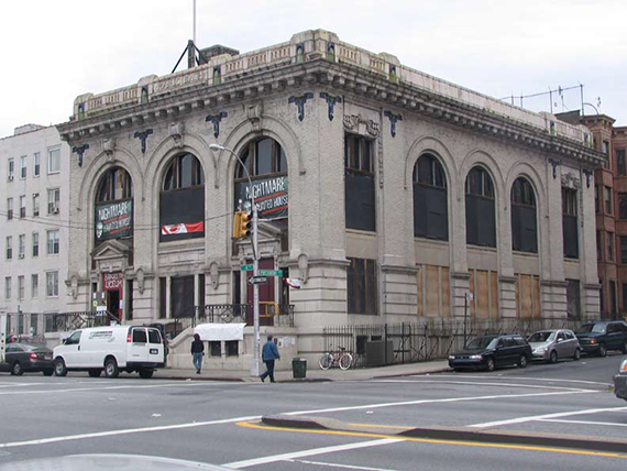 Brooklyn Lyceum at 227 Fourth Avenue in Park Slope
