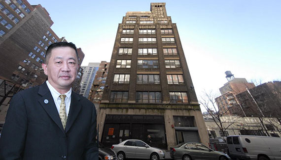 Sam Chang and 338 West 39th Street