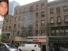 80 Livingston Avenue, 86 Livingston Avenue and 90 Livingston Avenue in Downtown Brooklyn, with Alex Kahen (inset)