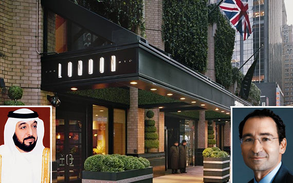 London Hotel New York