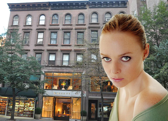 929 Madison Avenue on the Upper East Side and Stella McCartney