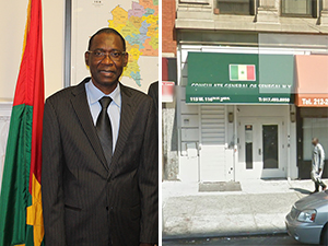 Cheikh Niang 115 West 116th