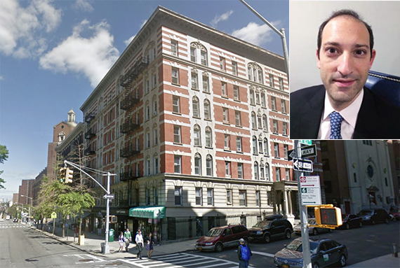 Colton Properties CEO Steven Neuman and 3060 Broadway