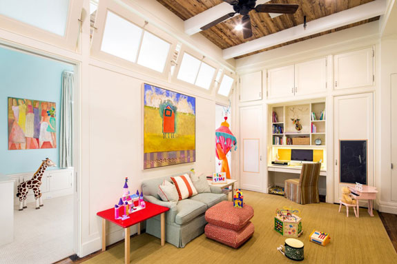the-playroom-has-high-ceilings-and-bright-touches-manning-and-his-wife-have-three-daughters--their-youngest-is-just-over-a-year-old
