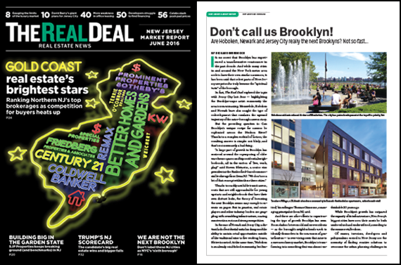 The Real Deal's annual New Jersey Market Report