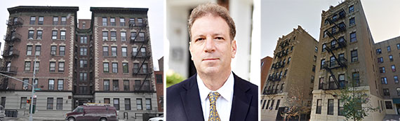 880 St Nicholas Avenue in Harlem, Alan Shamah and 148 West 142nd Street in Hamilton Heights