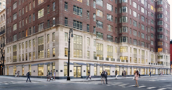Thor Equities is still looking for a tenant for its retail space at 680 Madison Ave.