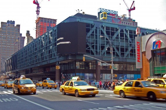 Port Authority Bus Terminal in Midtown